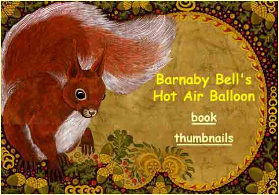 Barnaby Bell's Hot Air Balloon