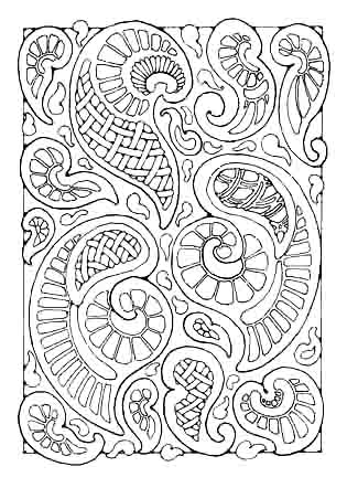 wwwdandimeuk imagespatterns - Pattern Pictures To Colour